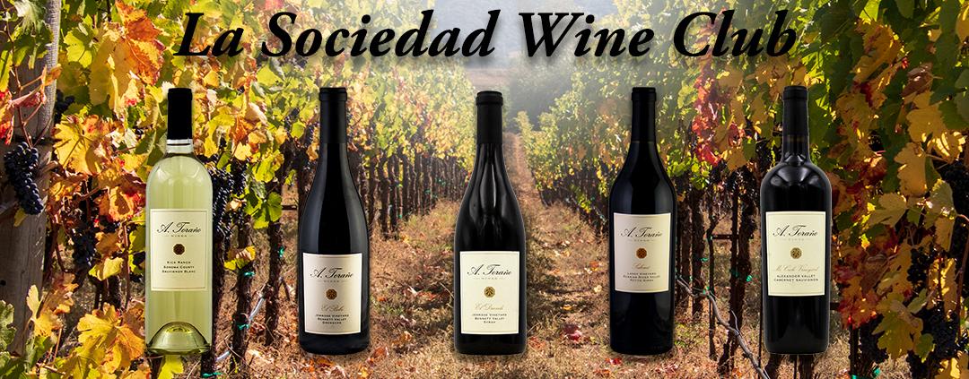 La Sociedad Wine Club